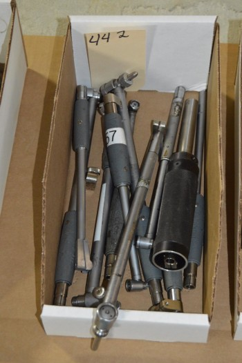mitutoyo bore gage parts