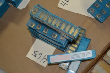 100x Carbide Inserts
