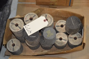 1 box Grinding wheels