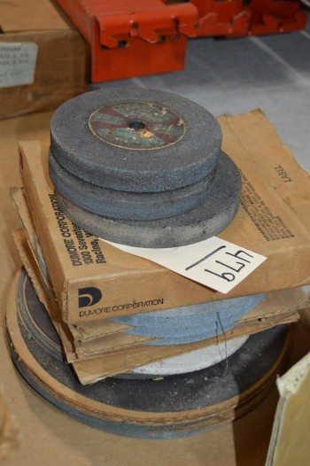lot Grinding wheels