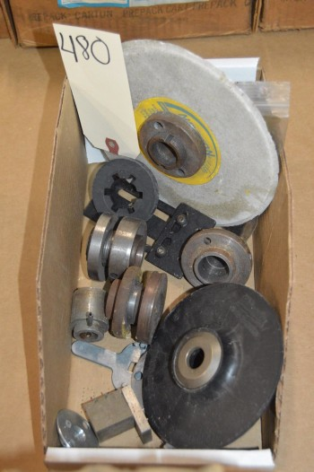 1 box Grinding wheel Arbors