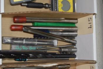 Drills & Cutters