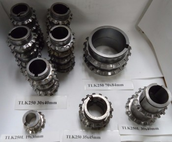 LOT OF TOLLOK TLK250L 19x30 & 30x40 TLK250, 30x40, 35x45, 70x84mm