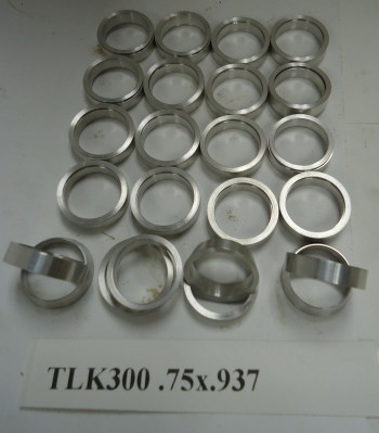 LOT OF TOLLOK TLK300 SIZE 0.750x0.937x0.25