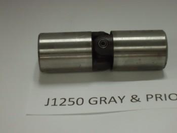 LOT OF J-1250, 1-1/4