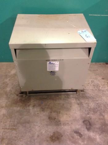 (1) Acme Transformer 30KVA, 240/480V