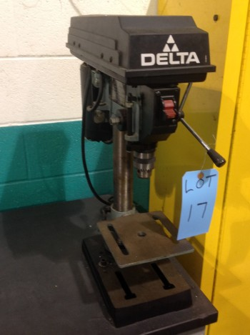 Delta Drill Press (table mounted)