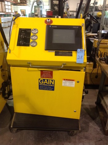 Gain Tech electric pnuematic pressure controller