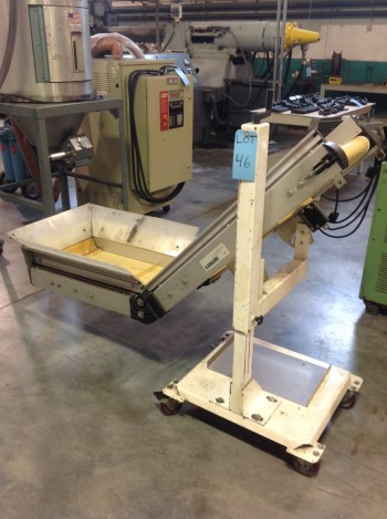 Axman Portable Conveyor w/ 14