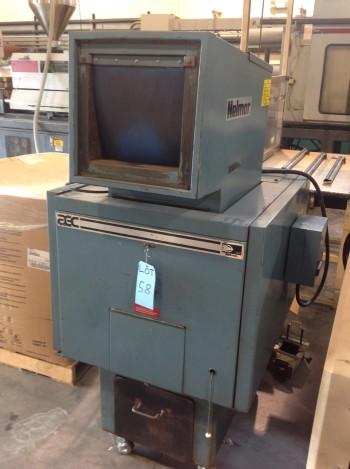 Nelmor model AEC Plastic portable Granulator model RG1012ML, 10hp, 12