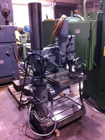 Arboga portable Drill press, Model ER-1830, s/n240110,8\
