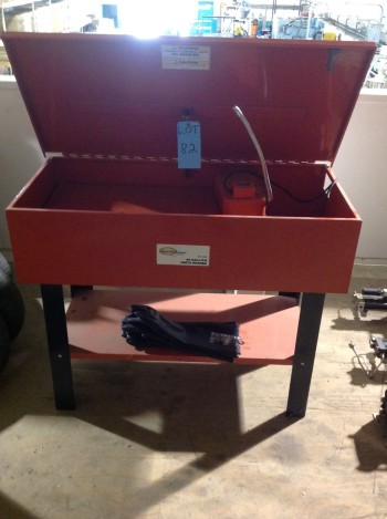 Northern Ind. Parts washer, 40 gallon capacity