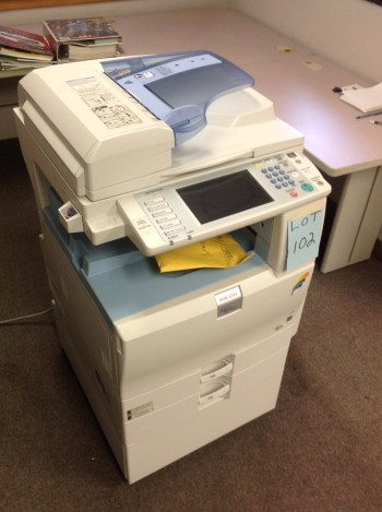 RICOH Aficio C2051 Copy machine