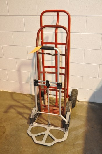 Lot-(3) Hand Carts