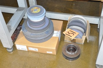 Lot-Grinding Wheels