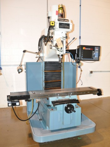 TRAK DPMSX3P CNC Vertical Milling Machine