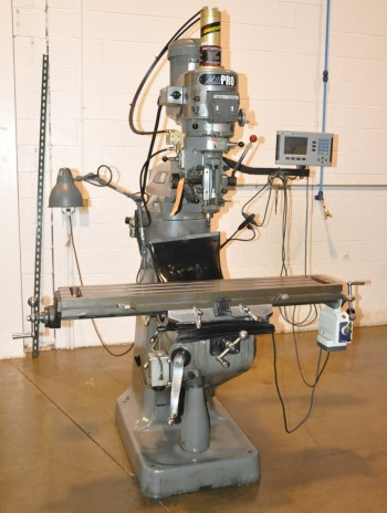 MILL PRO Vertical Milling Machine