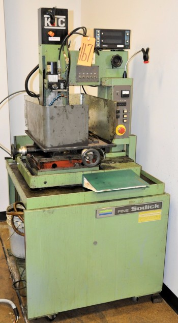 SODICK FINE K1C Small Hole Popper EDM