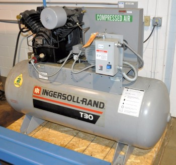 INGERSOLL RAND T-30 Air Compressor