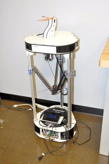 ROSTOCK MAX V2 3D Printer
