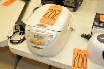 ZOHIRUSHI Rice Cooker