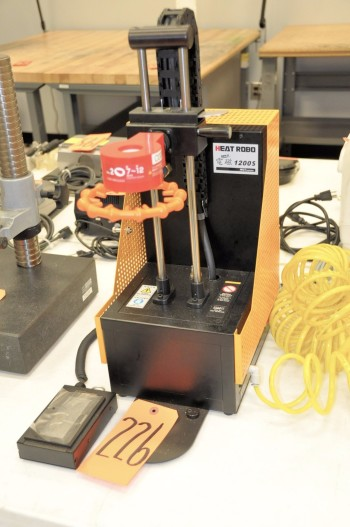 MST HEAT ROBO 1200S Induction Heat Shrink Unit