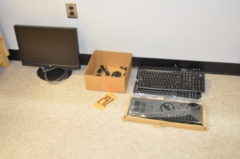 Lot-Monitor, Mice and Keyboards