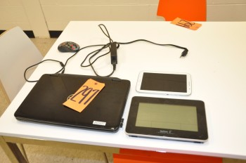 DELL Laptop PC and (2) Tablets