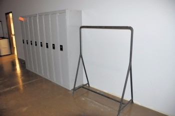 8-Unit Locker System