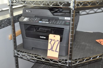 BROTHER MFC-7860DW Multi Function Office Machine