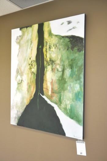 (2014) TADASHI HAYAKAWA Oil Painting
