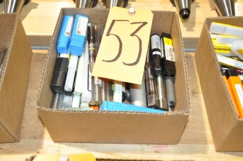Lot-Packaged Taps, Reamers and Mills in (1) Box