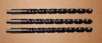 3 Brand New Guhring 16mm Diameter Cobalt Drill With TiAlN Coating