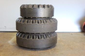 3 Sandvik Auto Indexable Face Mills (125mm-160mm Cutting Diameter)