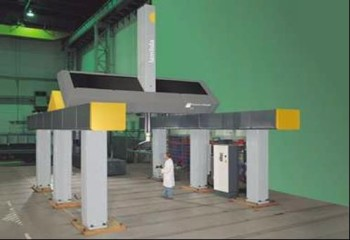 NEW 2012 DEA Model Lambda Sp 60.60.20 Gantry Measuring Machine