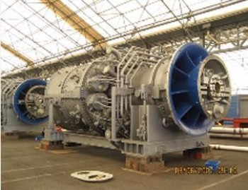 New 85 MW General Electric Frame 7EA Gas Turbine-Generator Power Plant, rated output of 101.8