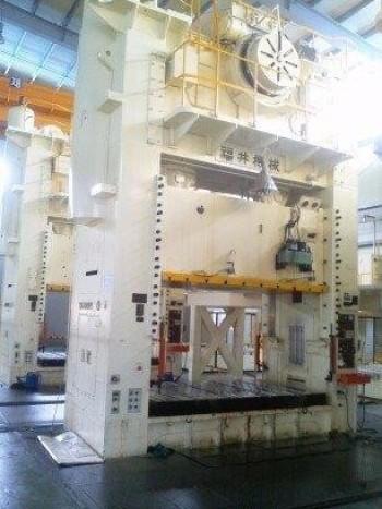 Fukui, 5 Stamping Tandem Press line