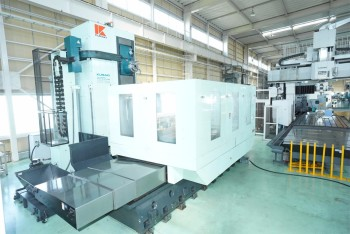 KURAKI	KBT-13A	 new 2006 CNC Table Type Boring Mill