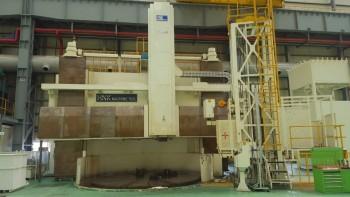 HNK Korea Model  VTC-50/60 CNC Vertical Turn Mill new 2010