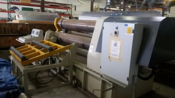 CE Bending and Forming Rolls