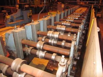 Bradbury 16 Stand Roll Former, 2-1/2\