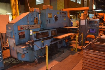 Amada PEGA-344 Q CNC 30 Ton Turret Punch Press