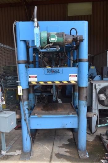 Beckwood 4P31F20P3236 4-Post 31 Ton Hydraulic Press