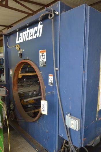 Lantech Lan-Ringer Horizontal Stretch Wrapper