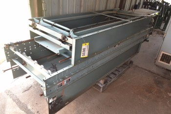 Lot of 3 Hytrol Conveyor Sections