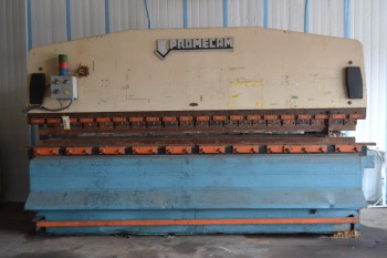 Promecam 100 Ton RG-104 Press Brake