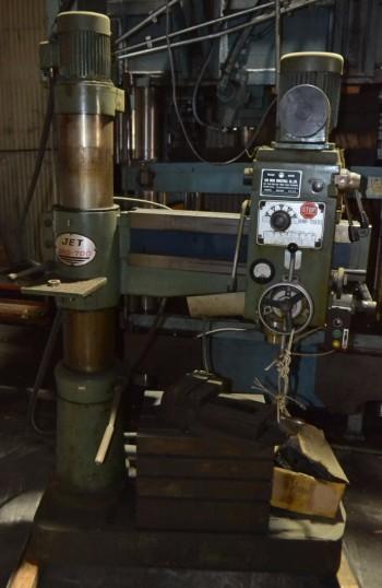 Jet JRD-700 Radial Arm Drill