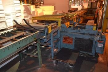 Lockformer 8 Stand Duplex Roll Former