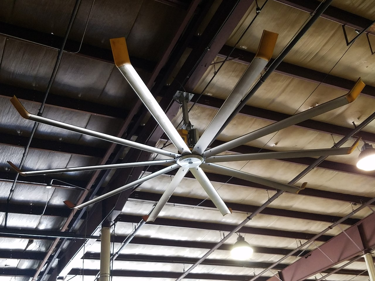 Big Ass Fans Powerfoil X 2.0 Plus Industrial Ceiling Fan