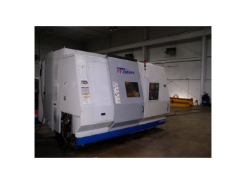 Used Solutions, Inc. for event On-Line Auction of Used CNC Multi-Axis Lathe